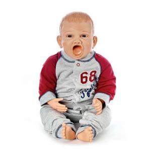 医療用赤ちゃん人形教材 授乳指導用