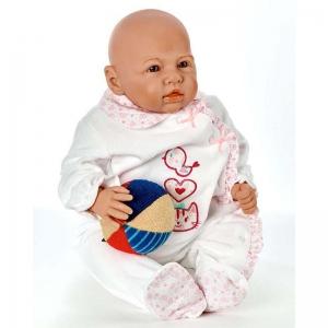 等身大の赤ちゃん人形